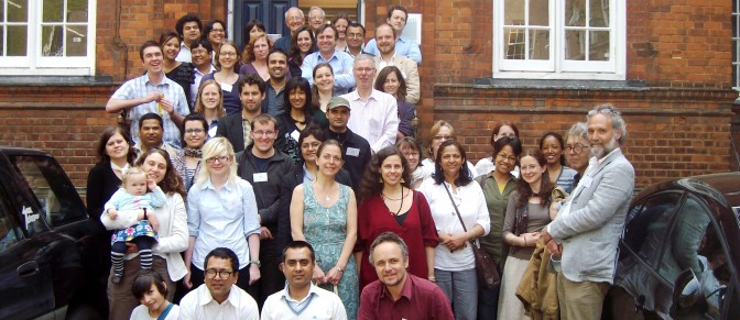 2011 Nepal Study Day, Cambridge