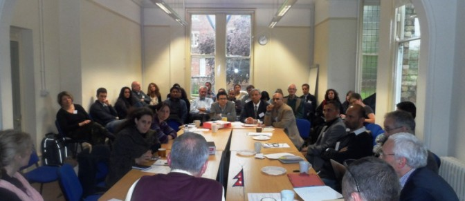 Annual General Meeting in Oxford