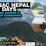 Registration Open for 2019 Nepal Study Days (Nepal Conference) at Royal Botanic Garden Edinburgh and University of Edinburgh